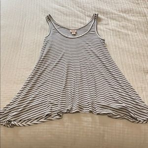 MOSSIMO STRIPED SWING TANK
